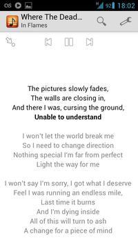 andLyrics imagem de tela 5