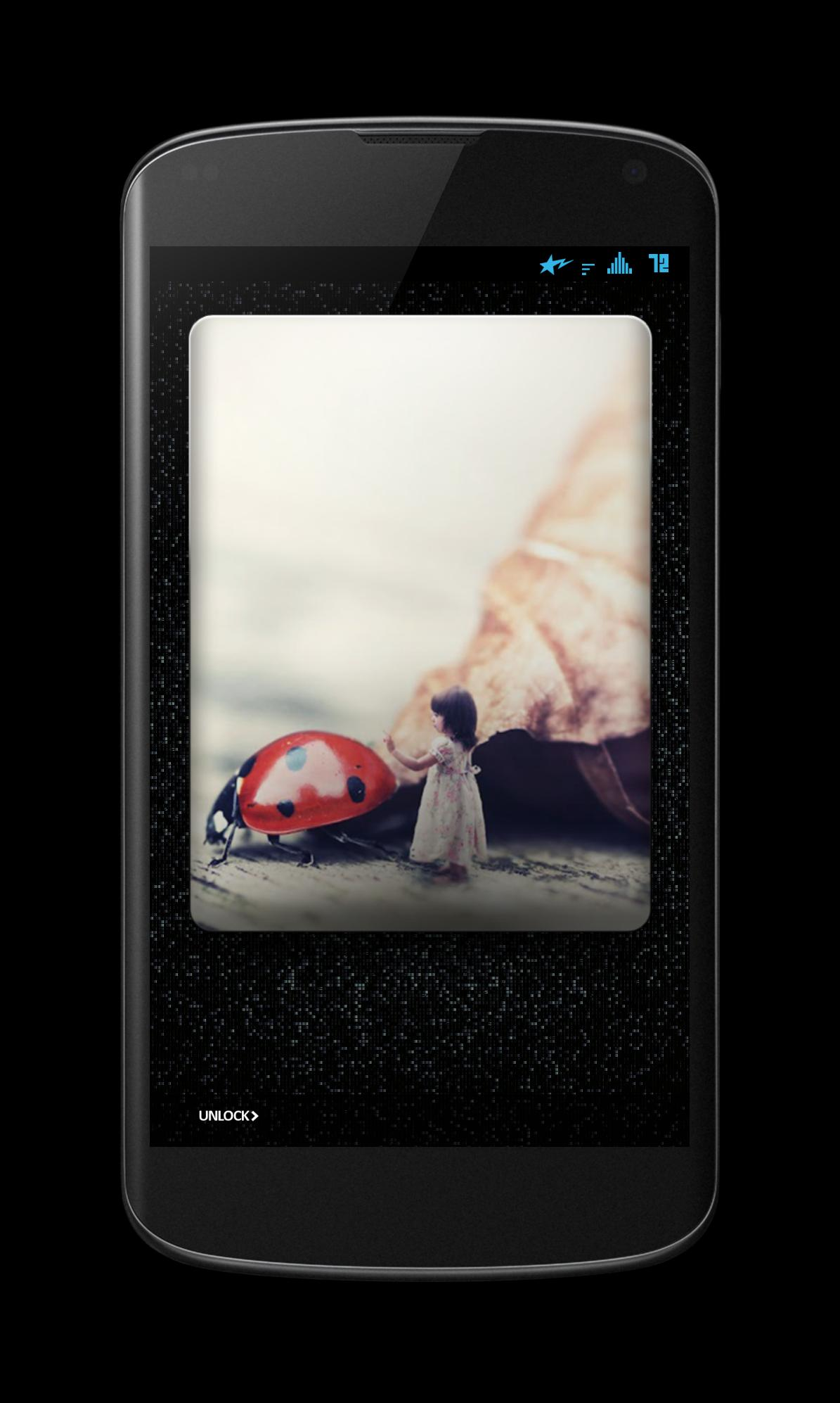 Neesa Butterberry UCCW Widget for Android - APK Download