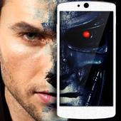 Iron Robot Photo Editor icon
