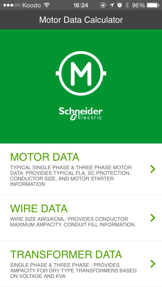 Motor Data Calculator for Android - APK Download