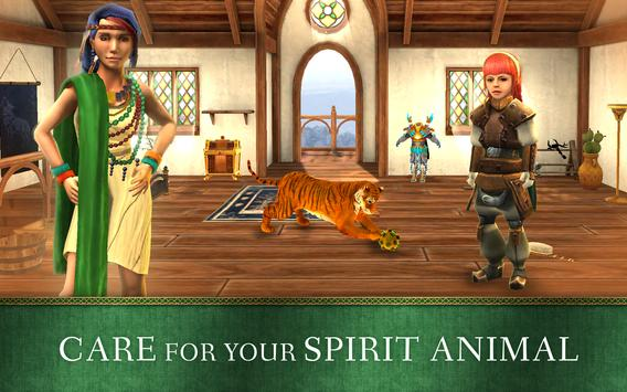 Spirit Animals apk screenshot