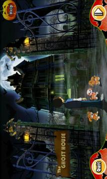 GHOST HOUSE apk screenshot