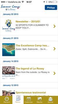 Le Rosey Summer Camps screenshot 1