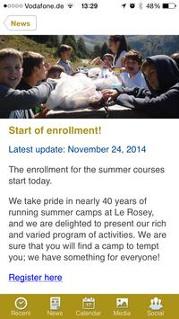 Le Rosey Summer Camps screenshot 2