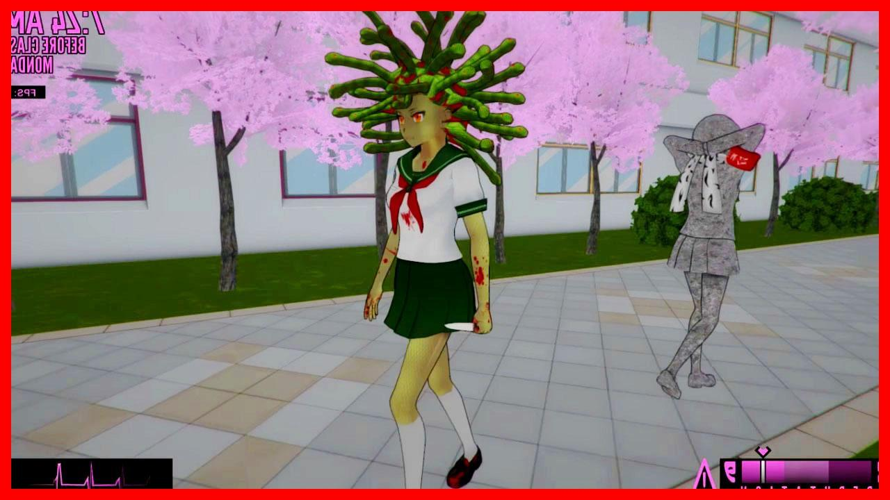 Yandere game simulator 3d for Android - APK Download