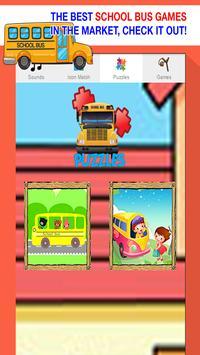 School Bus Games Free: Boys screenshot 4