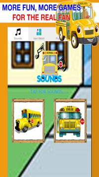 School Bus Games Free: Boys screenshot 5