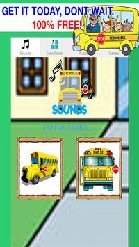 School Bus Games Free: Boys screenshot 13