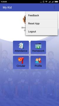 My Kid: School App For Parents apk screenshot