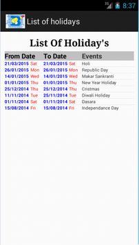 SchoolManApp apk screenshot