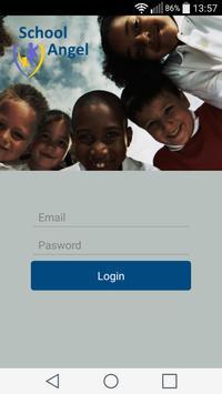 School Angel Parent App poster