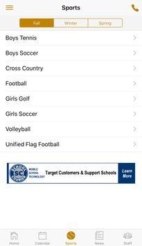 Jasper High School Athletics screenshot 3