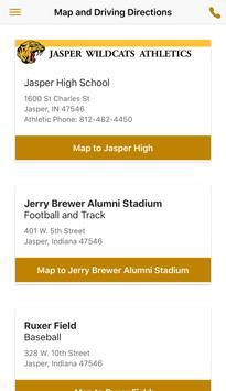 Jasper High School Athletics screenshot 6