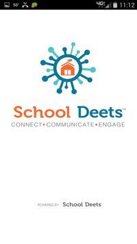 School Deets poster