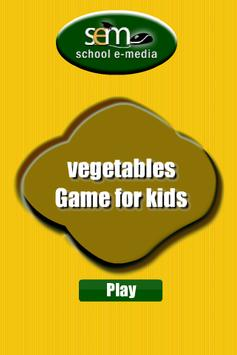 vegetable names for kids screenshot 10