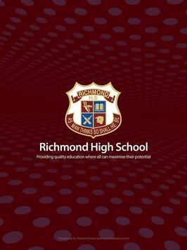 Richmond High School OFFICIAL apk screenshot