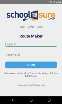 Route Maker poster