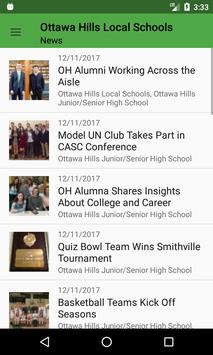 Ottawa Hills Local Schools apk screenshot