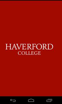 Haverford College Alumni poster