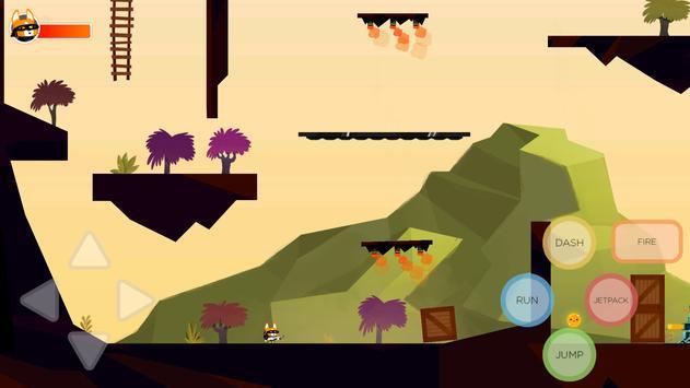 Ninja Corgi apk screenshot
