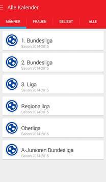 Bundesliga Spielplan 2017/2018 poster