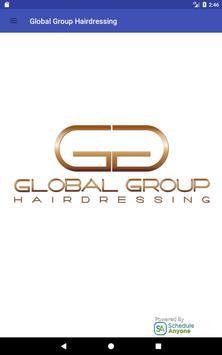 Global Group Hairdressing screenshot 10