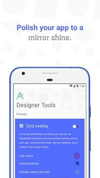 Designer Tools الملصق
