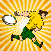 Touch Rugby Revolution icon