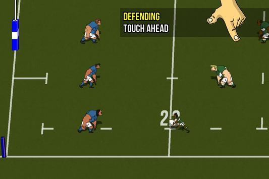 Touch Rugby Revolution apk screenshot