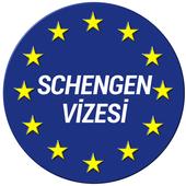Schengen Vizesi icon