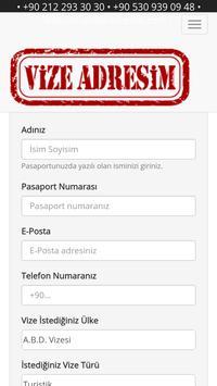 Schengen Vizesi screenshot 5