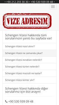 Schengen Vizesi screenshot 6