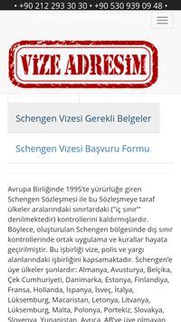Schengen Vizesi screenshot 7