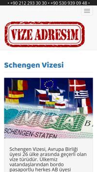 Schengen Vizesi screenshot 3
