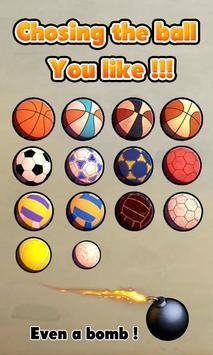 Flappy Ball 2017 screenshot 1