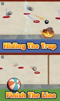 Flappy Ball 2017 screenshot 3