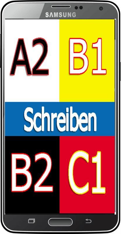 Schreiben A1 A2 B1 B2 C1 для андроид скачать Apk