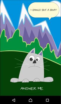 Q-Cat magic ball screenshot 1