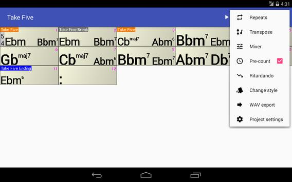 Chord Progression Player Free Apk Download Free Music Audio App