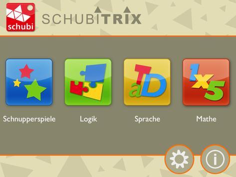 Schubitrix poster