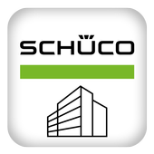 Schüco reference project App icon