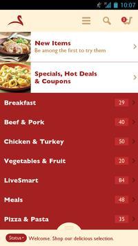 Schwan's Food Delivery apk screenshot