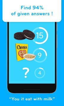 94% - Quiz, Trivia & Logic poster