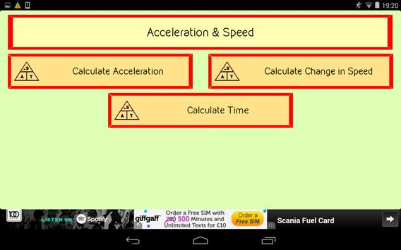 Science Calculator screenshot 3
