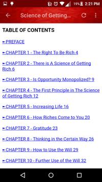 The Science of Getting Rich Audio,Ebook screenshot 1