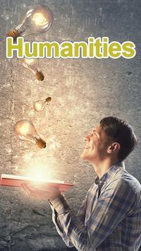 Humanities poster