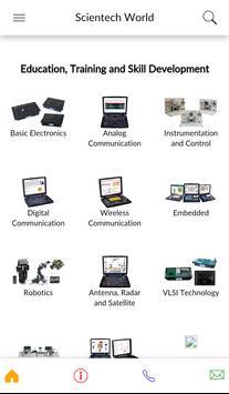 Scientech Solutions apk screenshot
