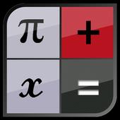 Icona Calcolatrice Scientifica