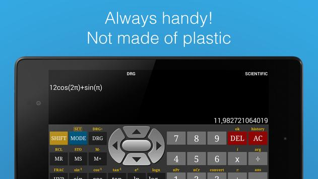 Scientific Calculator Free screenshot 6