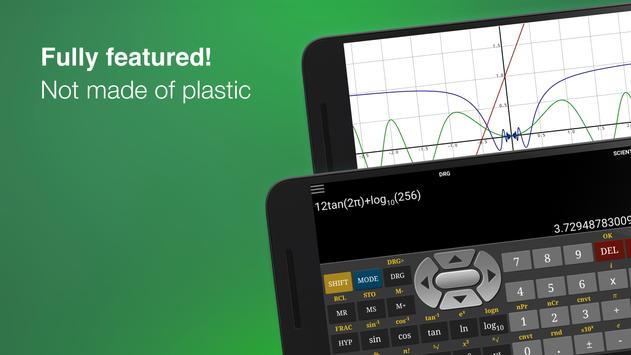 Scientific Calculator Free screenshot 3